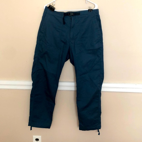 Gap men's cargo pants size 34w